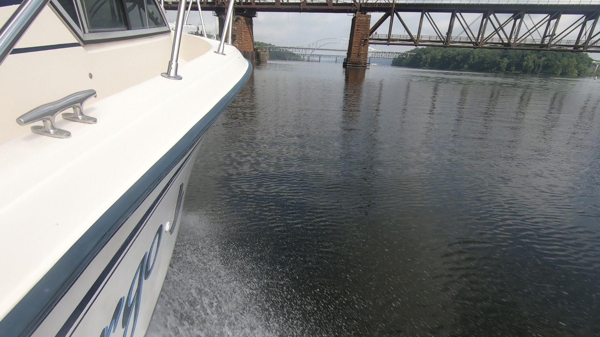 argo powerboat